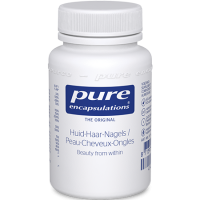 PURE ENCAPSULATIONS HUID HAAR NAGELS CAPS 60