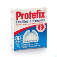 PROTEFIX FEUILLE ADH SUPERIEUR 30