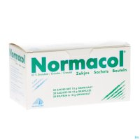 NORMACOL SACH. 30 X 10 G