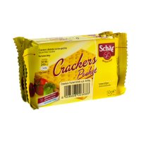 SCHAR CRACKER POCKET S/GLUTEN 3X50G 6541
