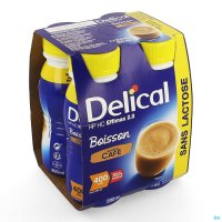 2930345 DELICAL EFFIMAX 2.0 KOFFIE 4X200ML