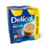 3036449 DELICAL MAX 300 KOFFIE 4X300ML