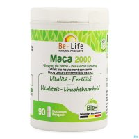 MACA 2000 BIO BE LIFE POT CAPS 90
