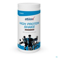 ETIXX HIGH PROTEIN SHAKE CHOCOLATE PDR 1000G