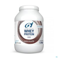 6d Whey Protein Chocolate 1kg