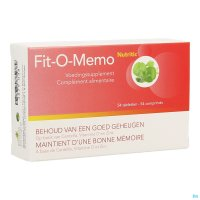 FIT-O-MEMO NUTRITIC COMP 54