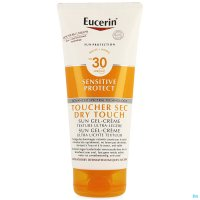 EUCERIN SUN PROTECT. SENSIT. GEL CREME IP30 200ML